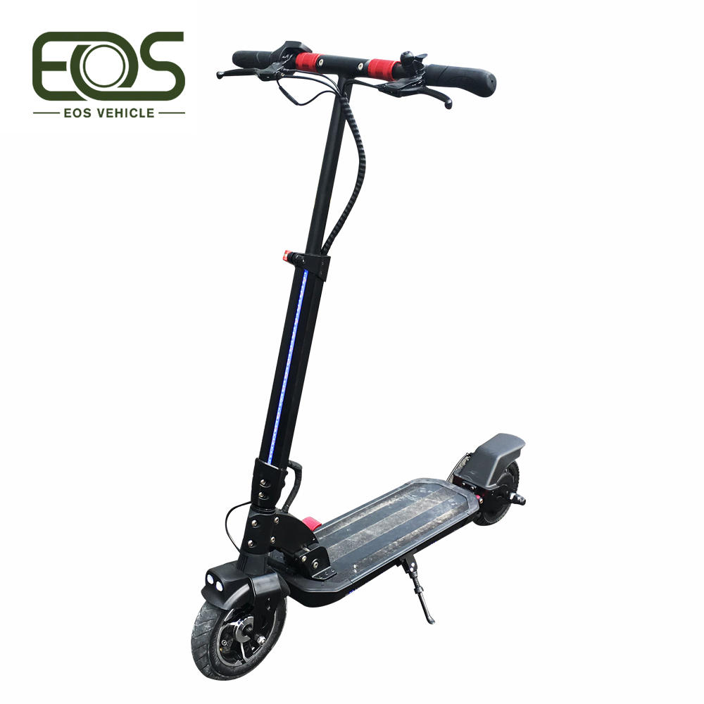 9S OEM E-Power Motor 2000w Portable And Foldable Longboard Boosted Electric Kick Scooter