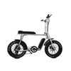 Retro Plus 48v 1000w Front Suspension MAC Rear Hub Motor Long Range Fat Tire Ebike