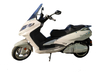 Powerful Puma 9000W Electric Motorcycle Scooter Moped with Lithium Battery Long Range
